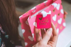 Cadeau pour sa petite amie