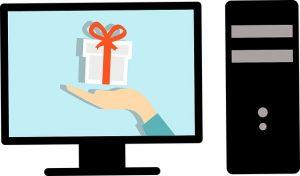 Site web cadeau anniversaire